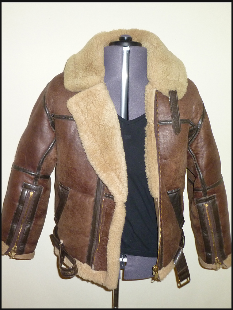 Sheepskin Flying Jacket - JacketIn