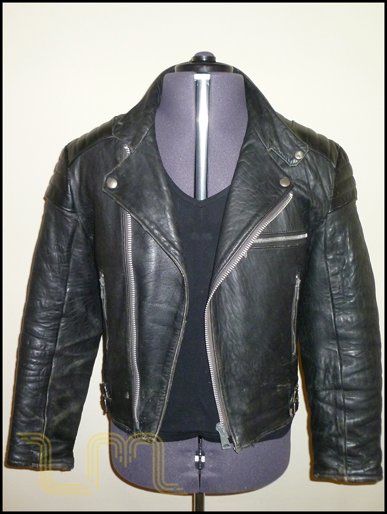 Vintage Leather Jackets For Sale 15
