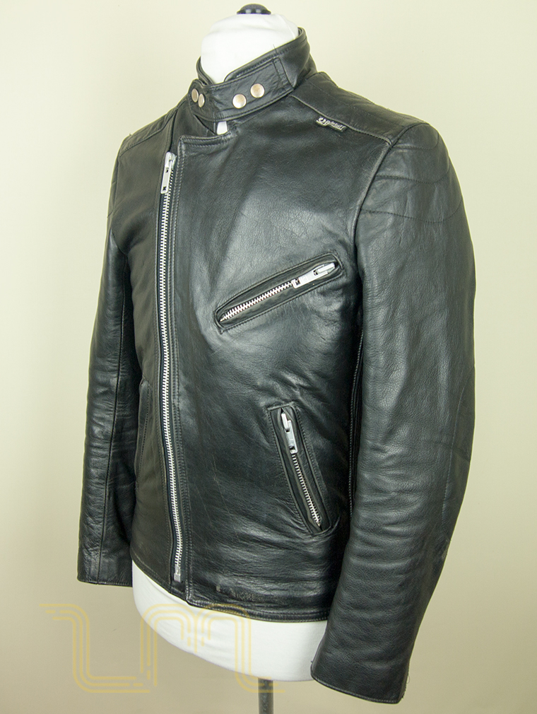 Vintage Motorcycle Leather 96