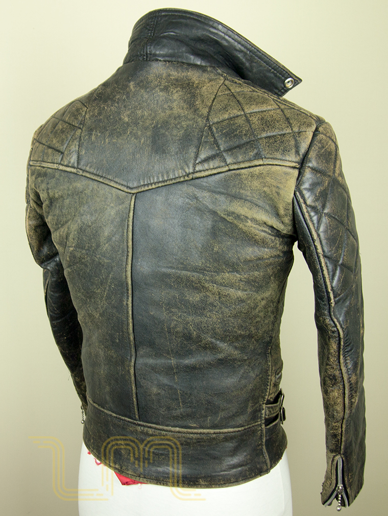 Leather gallery jackets