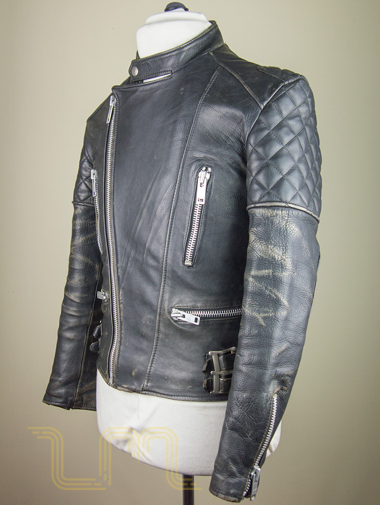 Cheap clothing stores – Fieldsheer leather jacket